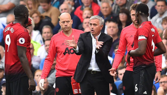 Jose Mourinho: Manchester United made big mistakes against Brighton