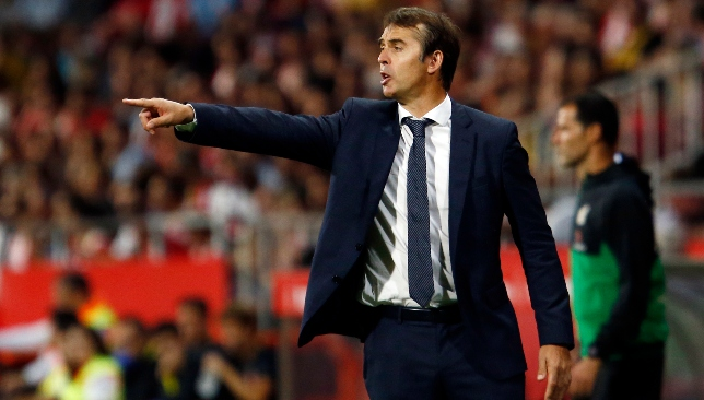Real have made a bright start in La Liga under Lopetegui.