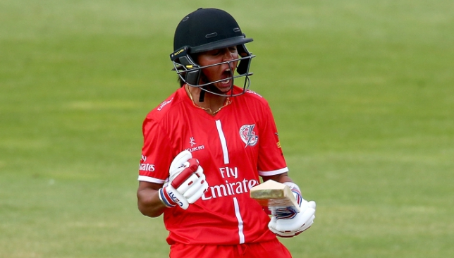 Kaur struck a six off the penultimate delivery to snatch a win for her side.