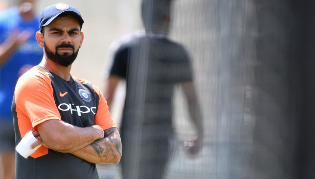Virat Kohli has urged fans not to judge his batting unit just yet.