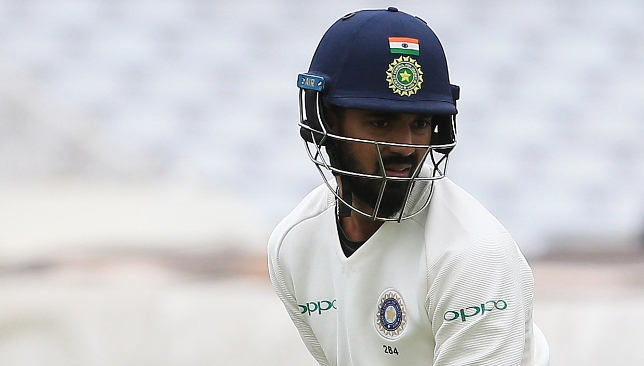 Much of India's hopes rest on the shoulders of Lokesh Rahul