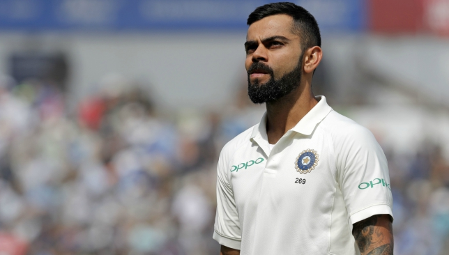 Kohli has attained the highest rating points ever achieved by an Indian.