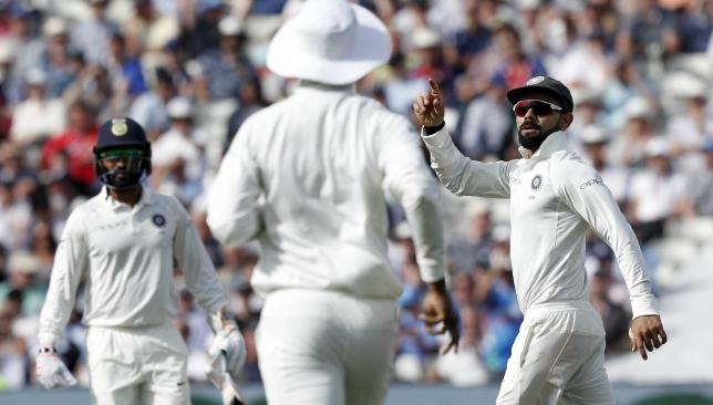 Mushtaq Mohammad has praised India skipper Virat Kohli.