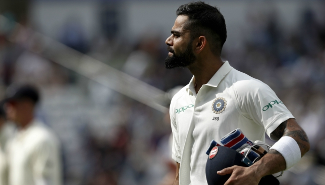 Kohli might just have played his most important Test innings.