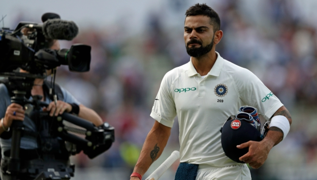 Kohli's captaincy has come in for some criticism.