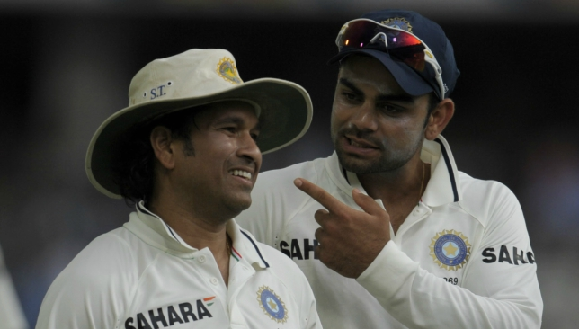 Lloyd believes Kohli's bat can do more damage than Sachin's ever did.