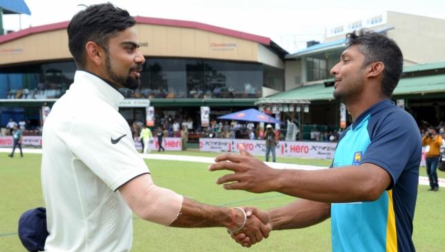Sangakkara believes Kohli can go on to match Tendulkar's legacy.