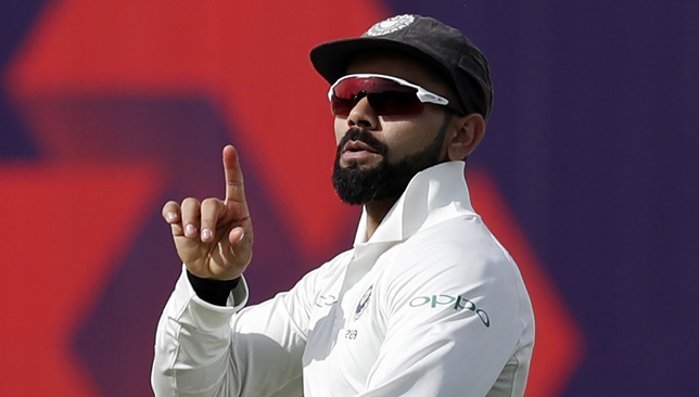 Kohli ran-out Root with a direct-hit at Edgbaston.