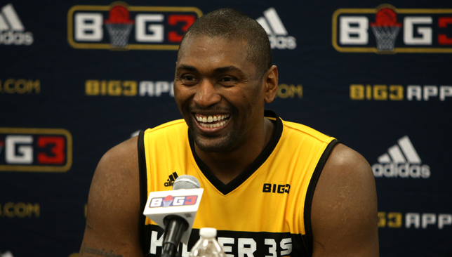 Time to make peace: Metta World Peace
