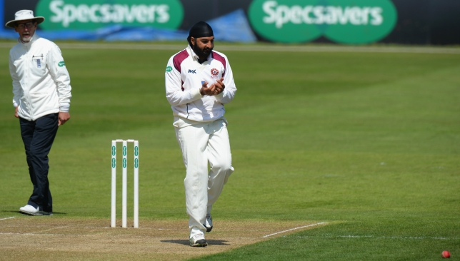 Monty Panesar is bidding to revive his stalled career.