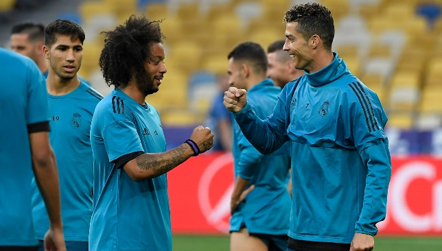 Could Marcelo join Juventus?