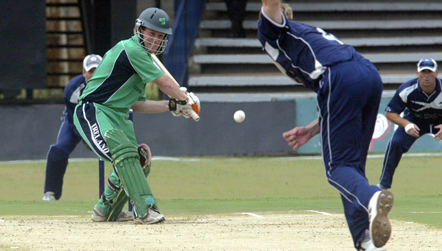Eoin Morgan was a star player for Ireland before switching to England