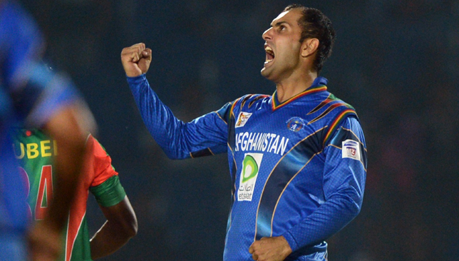 Mohammad Nabi starred for Afghanistan
