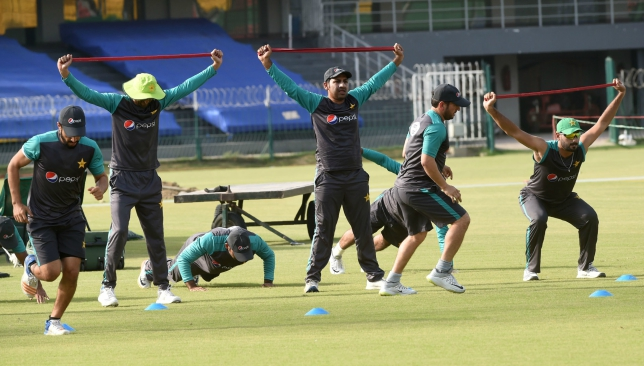 Pakistan have begun their preparations for the Asia Cup.