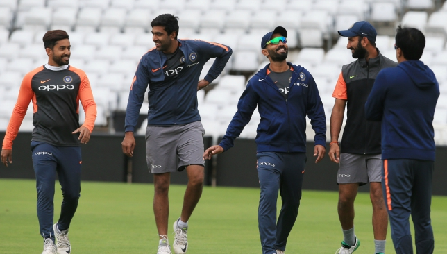 Ashwin resumed bowling in the nets on Tuesday.