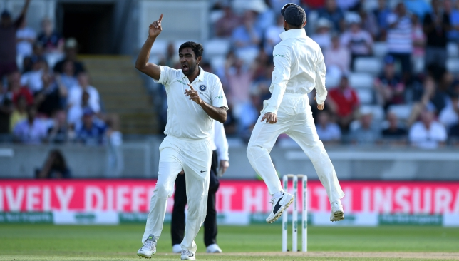Ravi Ashwin has come in for some praise from Graeme Swann.