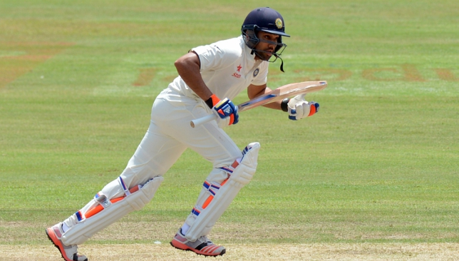 Rohit Sharma still has ambitions of forcing a Test recall.