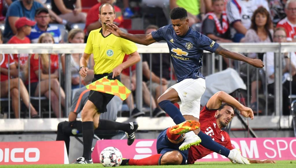 Rashford Bayern