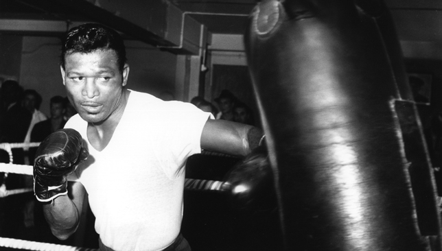 Nice ring to it: Sugar Ray Robinson