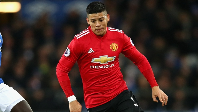 Unlikely to stay: Marcos Rojo.