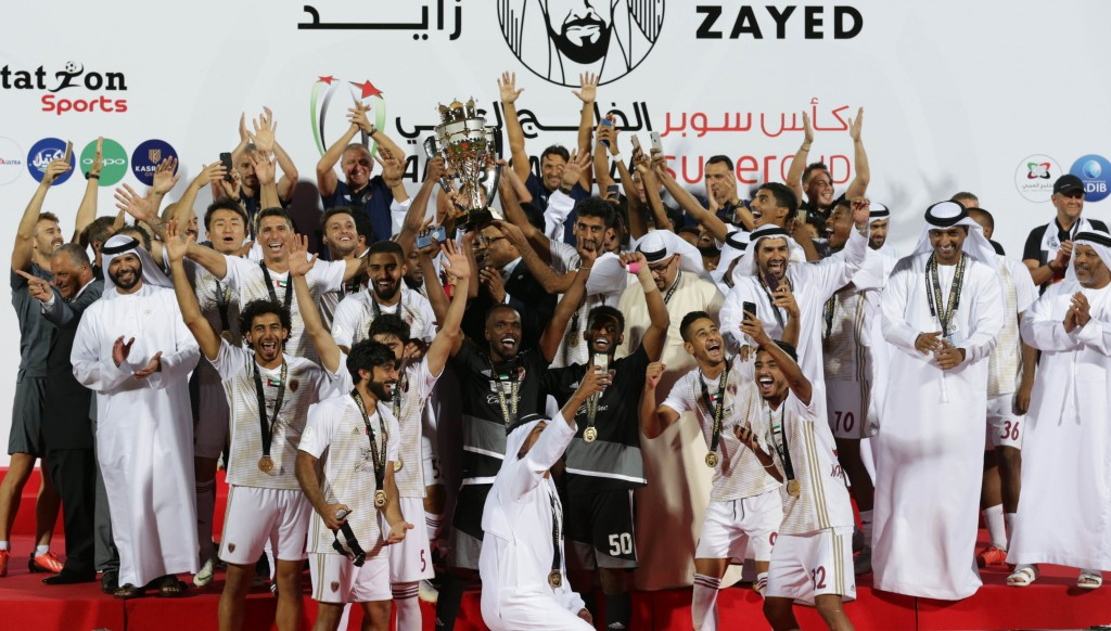 Al Wahda became only the second UAE team (after Al Ain) to retain the Super Cup last August.