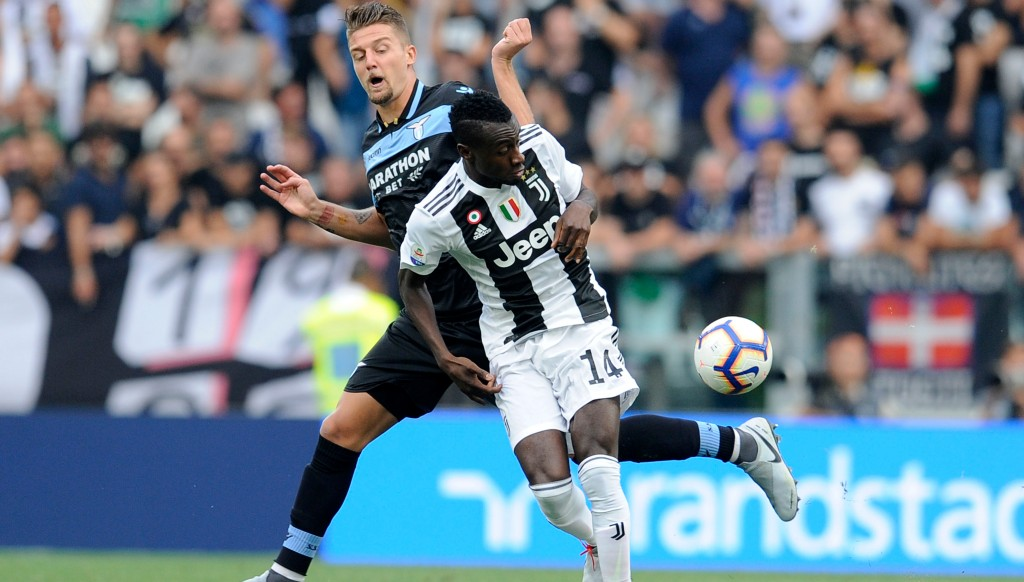 Sergej Milinkovic-Savic endured a frustrating afternoon.