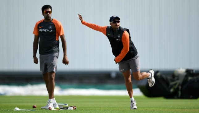 India will be tempted to play two spinners at Lord's.