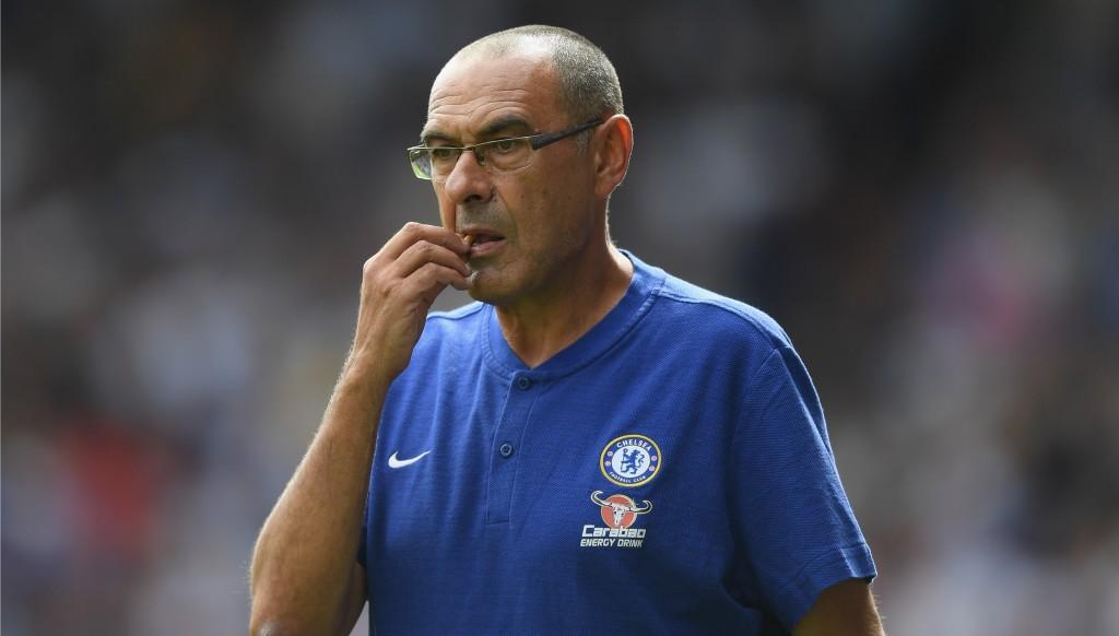 Maurizio Sarri has had a great start with Chelsea