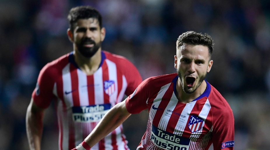 Heart and Saul: Atletico's midfield is ready to take the next step.