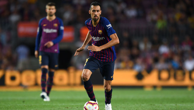 Sergio Busquets hopes Real will suffer