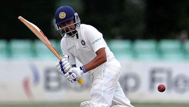 Opening batsman Prithvi Shaw.