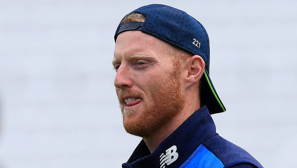 Back for England: Ben Stokes
