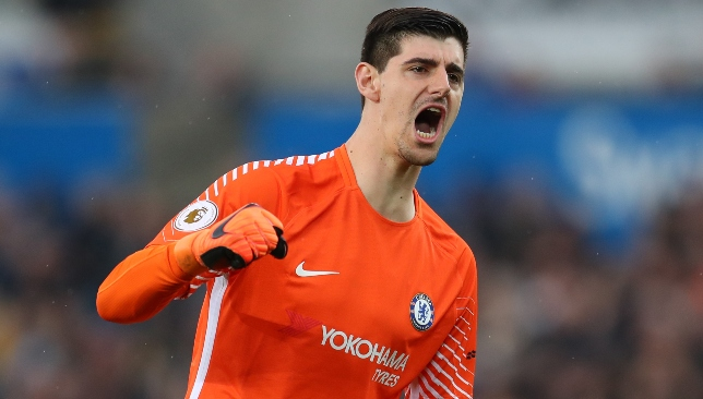 Will he stay or will he go? Thibaut Courtois.