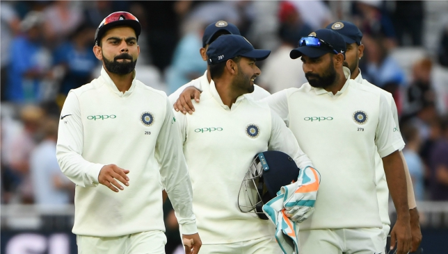 Kohli see no reason to change India's playing XI from Trent Bridge.