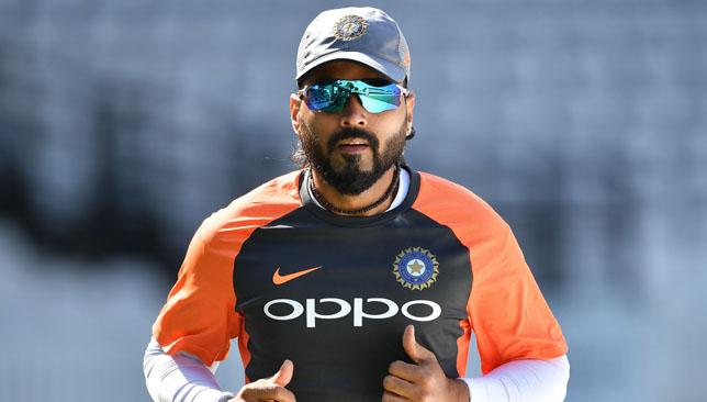 India batsman Murali Vijay.