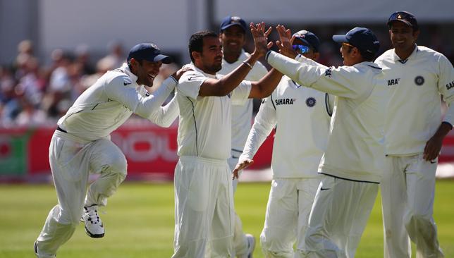 India won the Trent Bridge Test in 2007