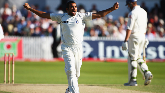 Lethal with the ball: Zaheer Khan