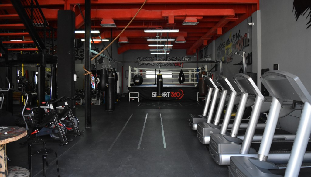 Ready to rumble: The Real Boxing Only gym