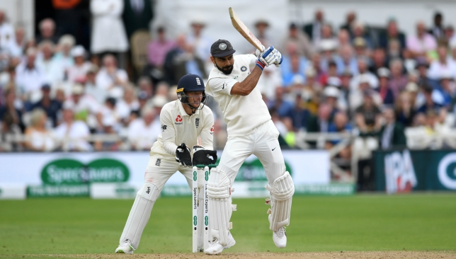 Kohli is the leading run-scorer in the series by some distance.