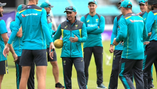 Langer is hoping to find answers to Australia's batting puzzle.