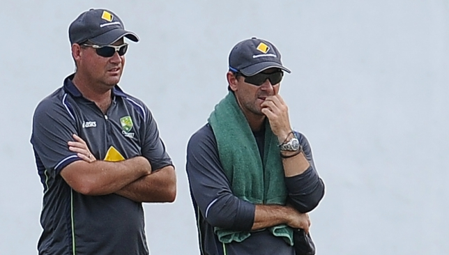 Langer assisted Arthur during his tenure as Australia coach in 2012.