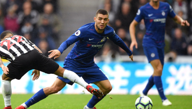 Mateo Kovacic has shined at Chelsea