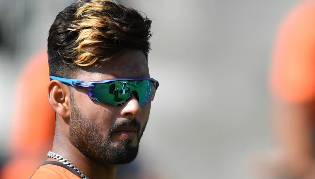 Rishabh Pant is all set for an India Test debut.