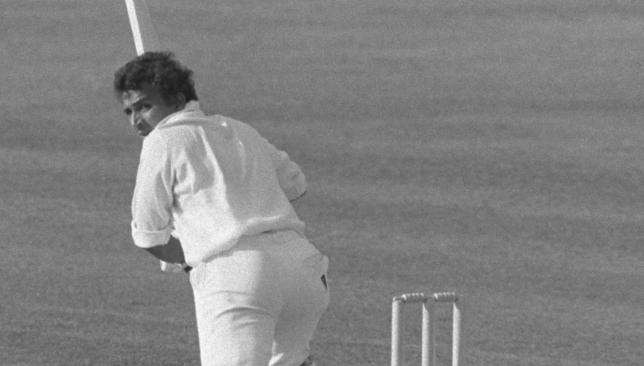 Gavaskar was a rock with the bat for India.