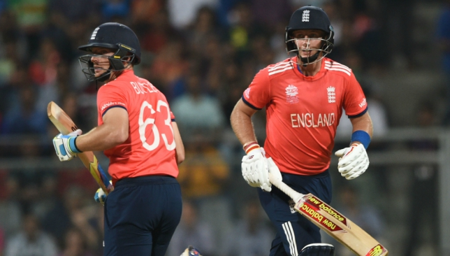 The two Englishmen will turn out for Sydney Thunder.