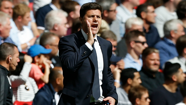 Pochettino masterminded a 3-0 win over United earlier this season.