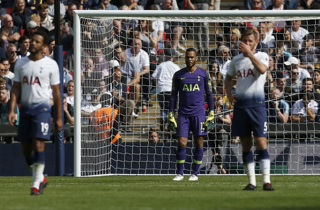 Tottenham have gotten complacent after beating Manchester United.