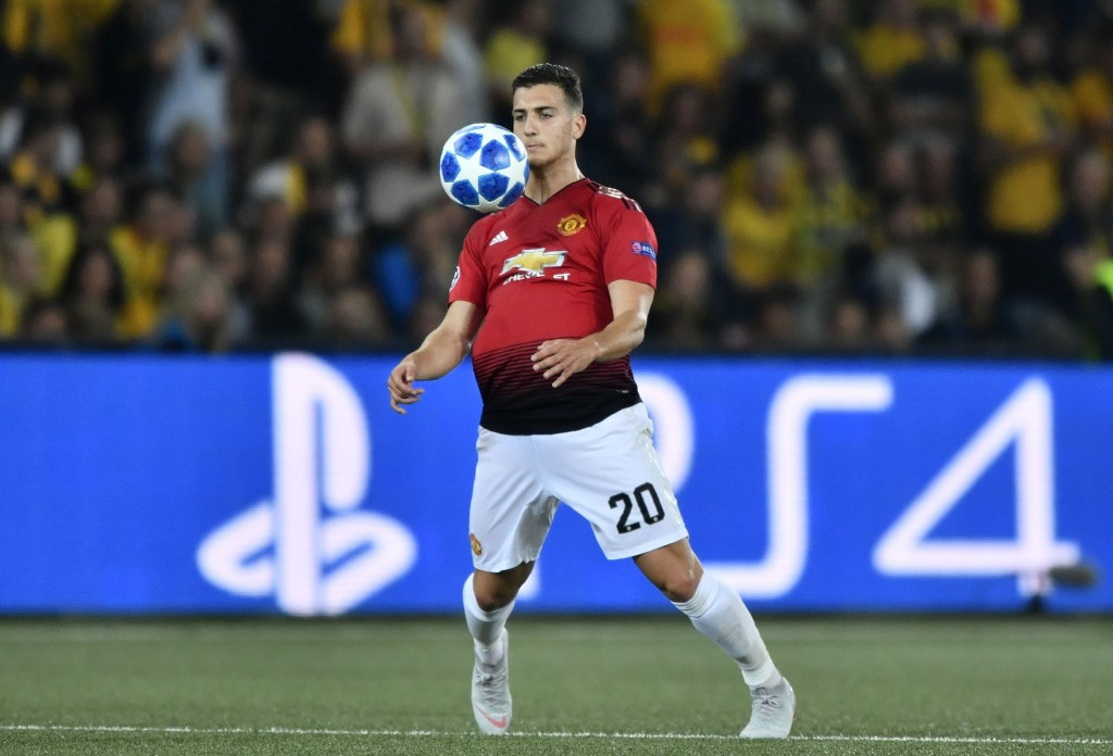 Dalot has impressed in his limited playing time for United.