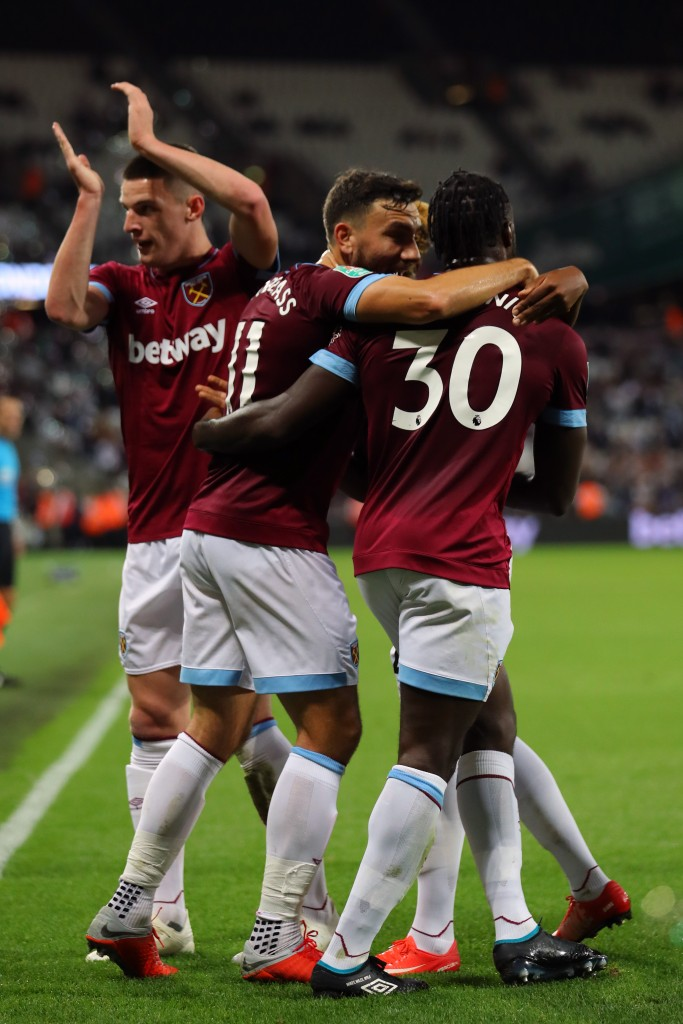 West Ham have begun to find form after a tough start to the season.