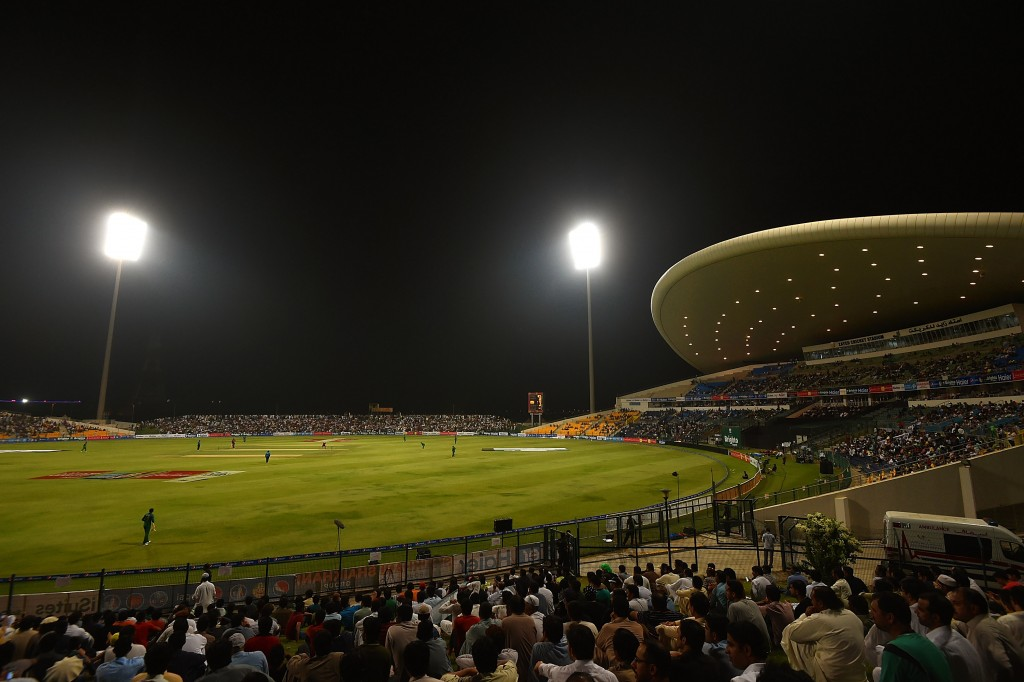 The Sheikh Zayed stadium will play host to the tournament.